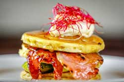Enjoy 50% off the new brunch menu at the Grill at McQueen