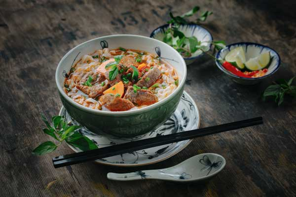 Try the new dishes at Pho & Bun with 25% off the food bill