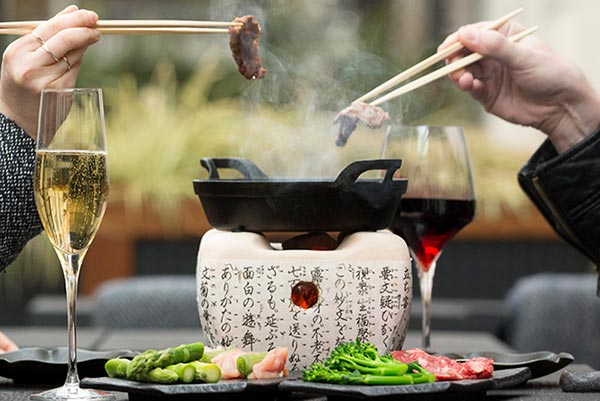 Enjoy dinner for two at Mayfair's Sakagura for just £35