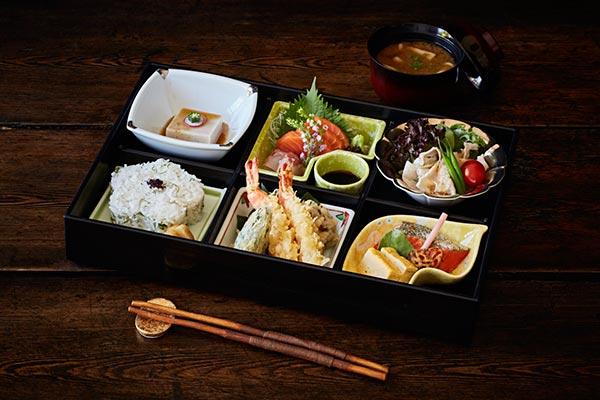 Get two Bento Boxes for £35 at Mayfair's Sakagura
