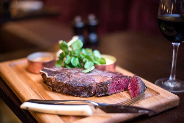 Enjoy dinner at The Well in Clerkenwell with 50% off the food menu