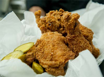 Wishbone brings fried chicken to Brixton Market