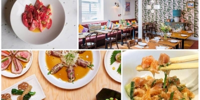 Hot Right Now - London's hottest restaurants - July 2016