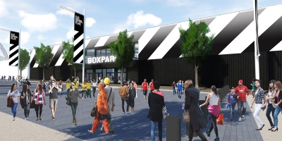 Boxpark is coming to Wembley Park