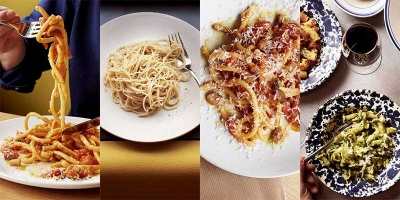 Join us for a bank holiday pastathon at Rotorino (with Palatino dishes too)