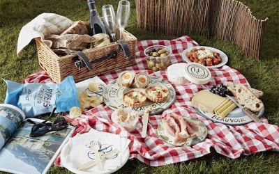Where to order a ready-made picnic in London