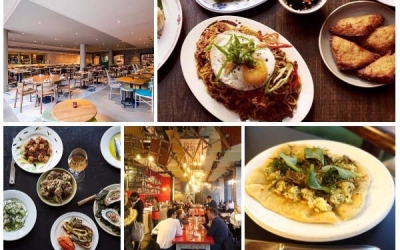 Hot Right Now - London's hottest restaurants - January 2017