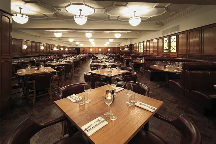 hawksmoor guildhall the city restaurant reviews hot