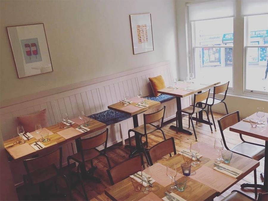 Lupins Restaurant London