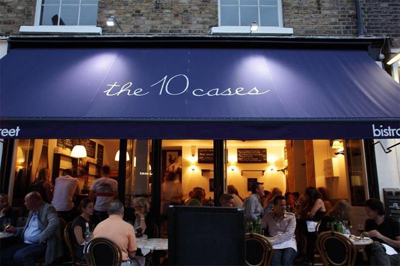Cases Restaurant Covent Garden