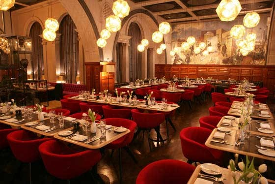 Restaurant at the Royal Academy