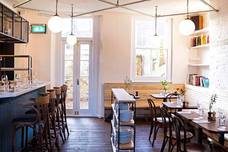 The Good Egg | North London | Restaurant Reviews | Hot Dinners