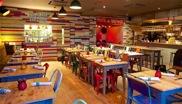 Fun Mexican Restaurants London