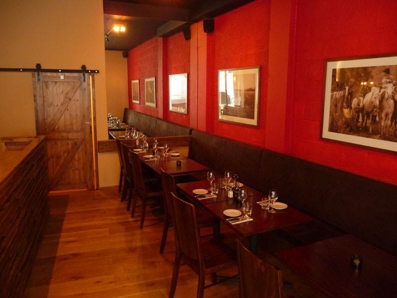 Constancia Argentine Restaurant London
