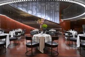 Il Ristorante at the Bulgari