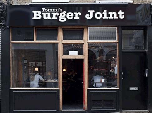 Tommi's Burger Joint