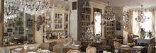 Russian home cooking in Knightsbridge - we try Mari Vanna