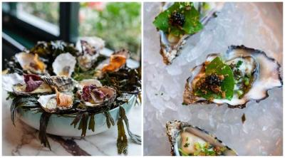 London chefs win the Best Dressed Irish oyster competition for 2019