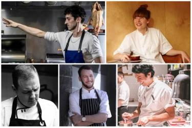 Scottish, French and Mexican chefs line up for Carousel's next chef residency programme