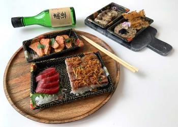 Test Driving Issho-Ni at Home - turning your home into an izakaya
