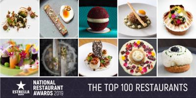 Moor Hall tops the 2019 National Restaurant Awards, while London dominates the top 100