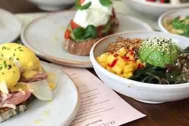 New Queen's Park cafe and wine bar MILK BEACH brings in Duck and Waffle and P Franco chefs for the food