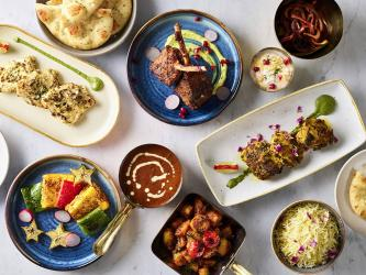 Indian restaurant Heritage Dulwich launches as delivery-only