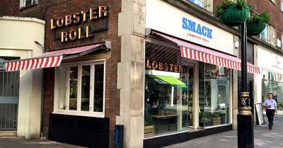 Smack Lobster opens second place on Soho's Dean Street