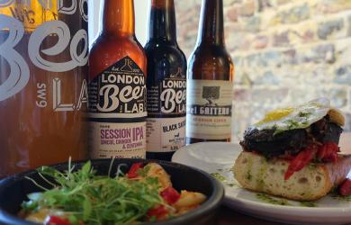 Taps and Tapas in Tooting is a Tapas Room and London Beer Lab team-up