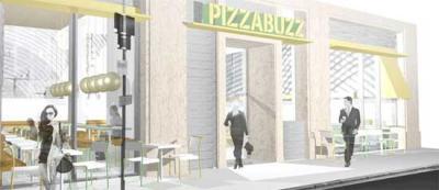 PizzaBuzz joins The Modern Pantry at the Alphabeta development on Worship Street
