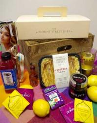 The Mount Street Deli launches a flu and cold hamper