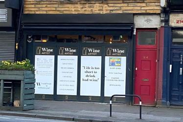 The Wine Artist is a new Italian wine bar for Highgate