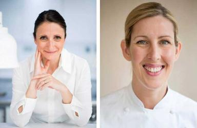 Clare Smyth is teaming up with Anne-Sophie Pic for an International Women's Day dinner
