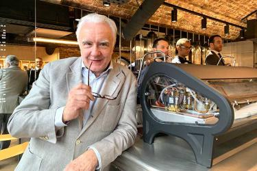 Want to know what a £13 cup of coffee tastes like? Head to Le Café Alain Ducasse