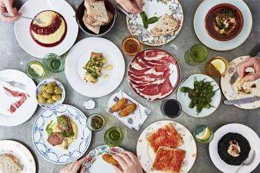 Brindisa's new Battersea Power Station restaurant will have a dedicated cheese and charcuterie bar