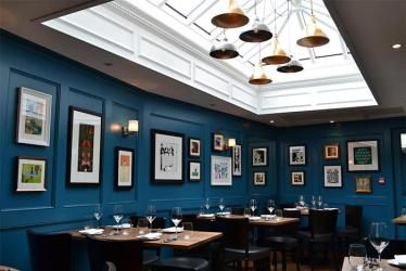 The White Onion takes over from The Lawn Bistro in Wimbledon