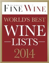 17 London restaurant wine lists recognised in inaugural World's Best Wine Lists awards