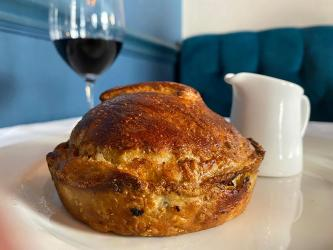 Test Driving The Windmill in Mayfair - so much more than (excellent) pies
