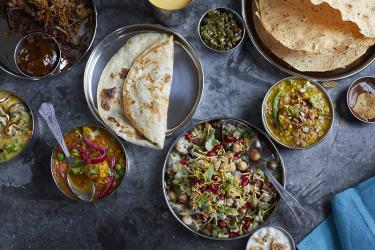 Street food face Spicebox finds a permanent home in Walthamstow for its plant-based curries