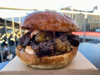 Test Driving Campfire - Two Tribes beer meets From The Ashes BBQ in this King's Cross alfresco oasis