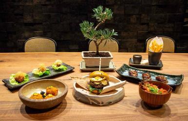 Nami is the new Japanese street-food bar at Nobu Hotel Shoreditch