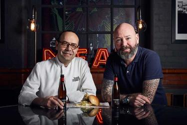 José Pizarro and MEAT Liquor Team up for New Burger