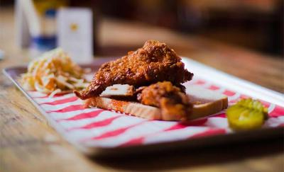 Nashville Fried Chicken hits the menu at CHICKENliquor