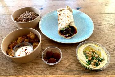 Test Driving Bubie - the new delivery-only restaurant from Bubala