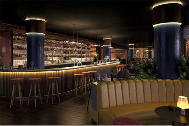 The Gantry London at Stratford will feature a 18th floor sky bar and destination restaurant