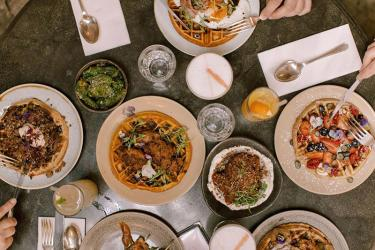 Pachamama East sees the team behind the original restaurant open in Shoreditch