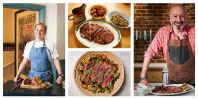 Top London chefs have designs on your festive feasts