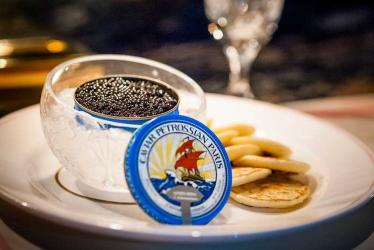 The best places to eat caviar in London