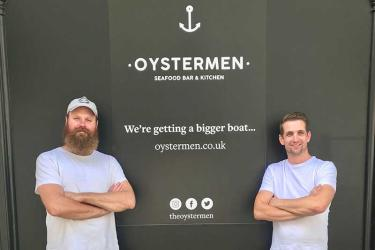 The Oystermen are expanding - and they'll have an all day oyster and raw bar when they do
