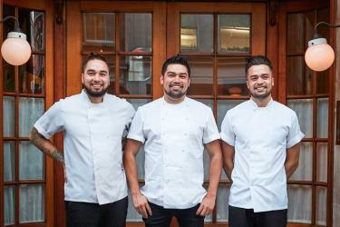 Luke Selby and his brothers take on the next guest chef residency at Mortimer House